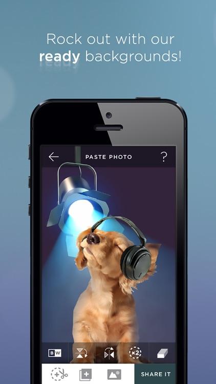 Cut Paste Photos Pro Edit Chop screenshot-3