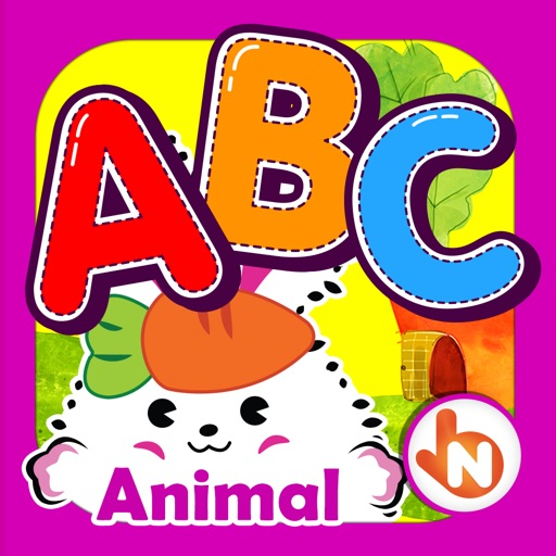 ABC Animals English FlashCards
