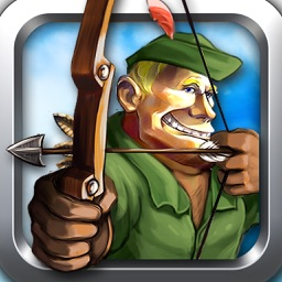 Robin Hood bow arrow skill shooting games for free
