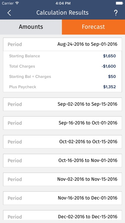 BillGenius - Manage bills, income, & bank account screenshot-4