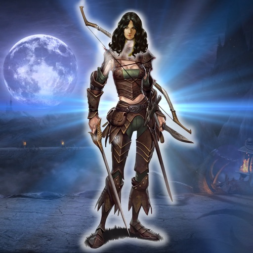 Assassin Woman : The Leyend Archer