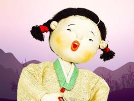 Korean Culture Dolls