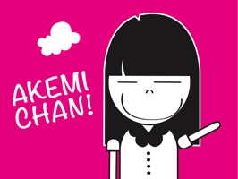 Say it swift and plain with Akemi-Chan