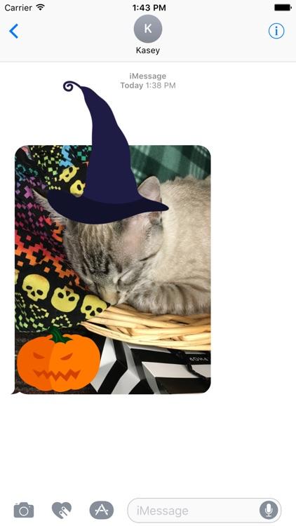 Halloween Sticker-Pack screenshot-4