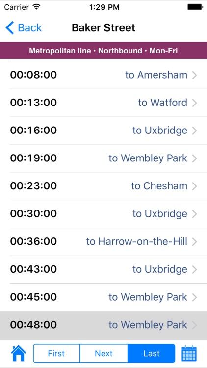 Tube Times screenshot-1