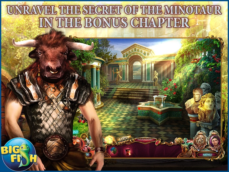 Dark Romance: Kingdom of Death HD - A Hidden Object Adventure (Full) screenshot-3