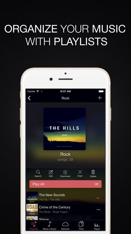 Evermusic - offline music screenshot-3