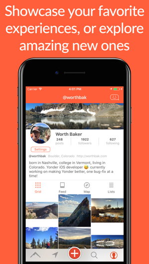 dating app for outdoor enthusiasts
