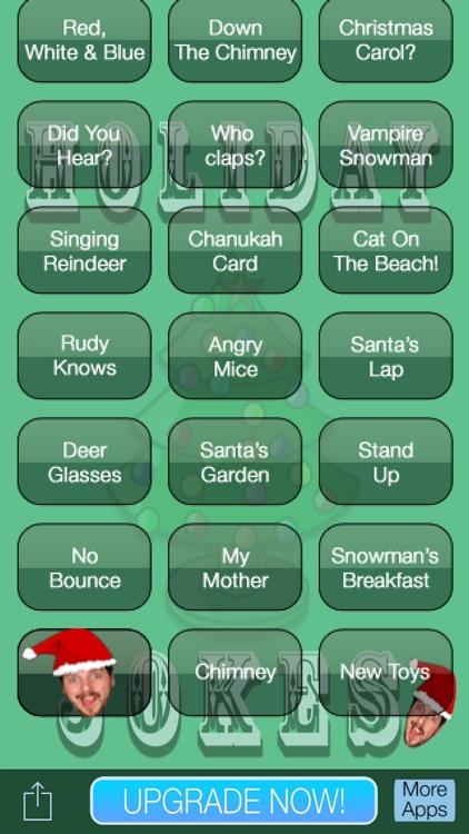 Holiday Jokes