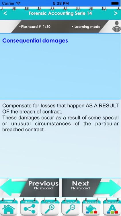 Forensic Accounting Exam 3700 Quiz Study Notes screenshot-4