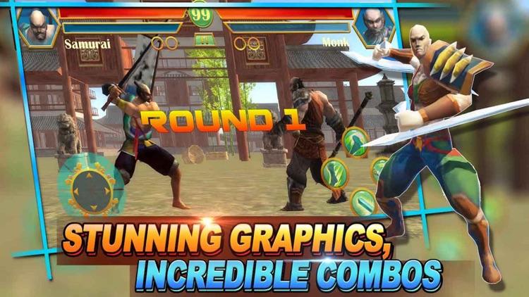 Fighter of Kung fu - Combat of Swords screenshot-3