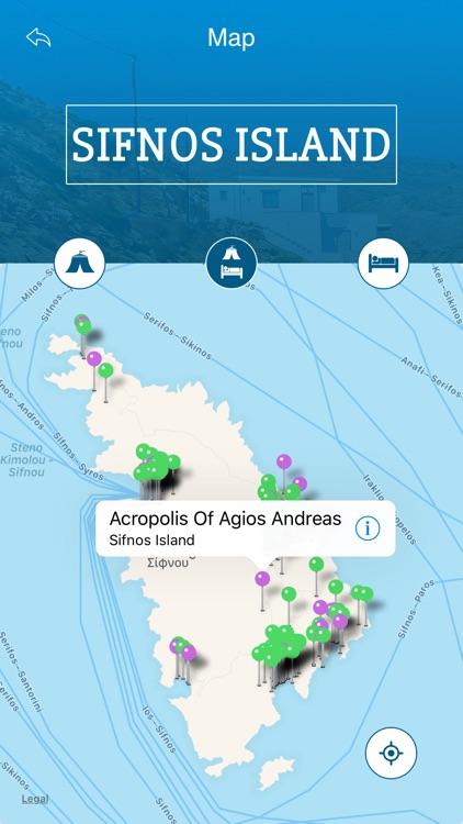 Sifnos Island Tourism Guide screenshot-3