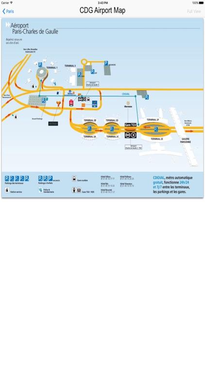 Paris France subway maps screenshot-3