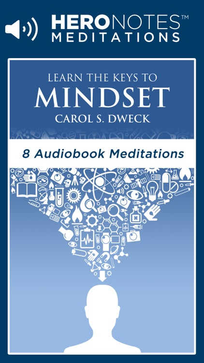 Mindset by Carol S. Dweck Meditation Audiobook screenshot-0