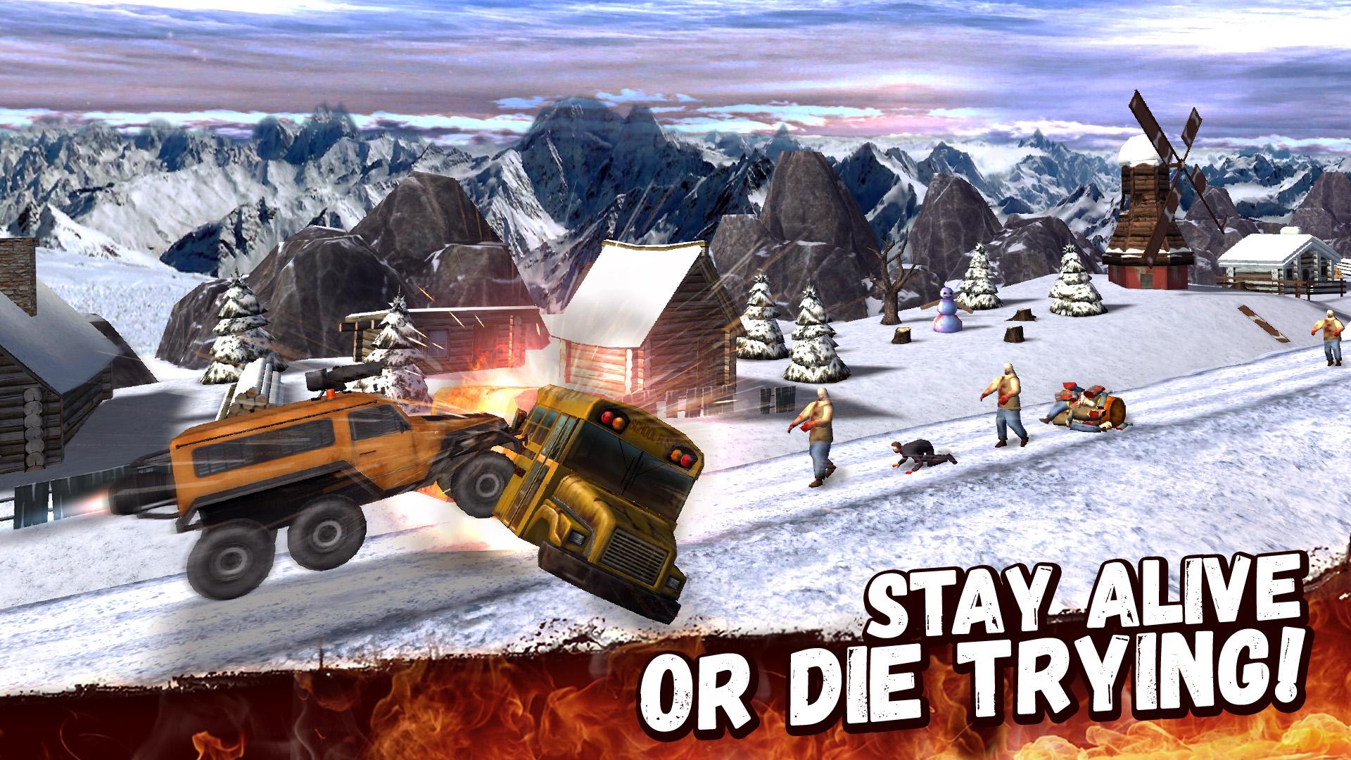 Zombie Derby 2 screenshot 15