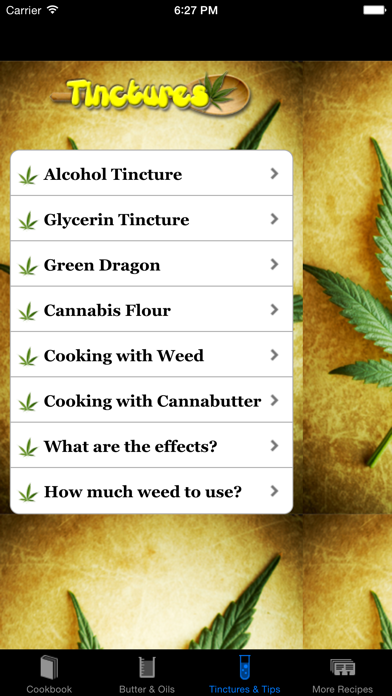 Weed Cookbook 2 review screenshots