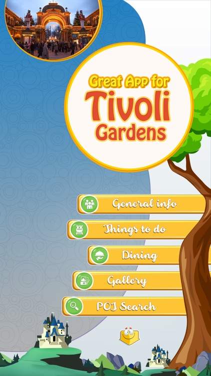 Great App for Tivoli Gardens screenshot-1