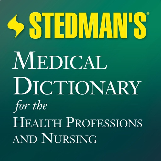 Dictionary for the Health Professions and Nursing