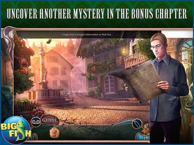 Off The Record: The Art of Deception HD - A Hidden Object Mystery (Full) screenshot-3