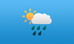 WeatherStation - Live weather in your livingroom