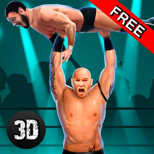 Wrestling Revolution Fighting 3D