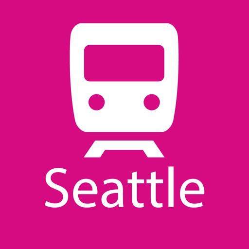 Seattle Rail Map