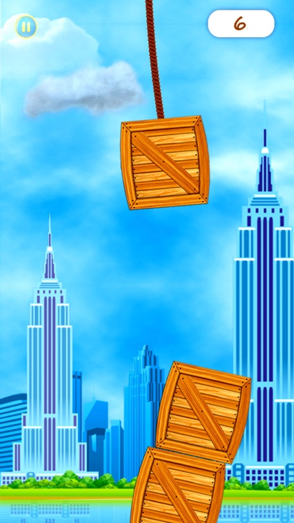 Stack The Boxes : Build The Tallest Building