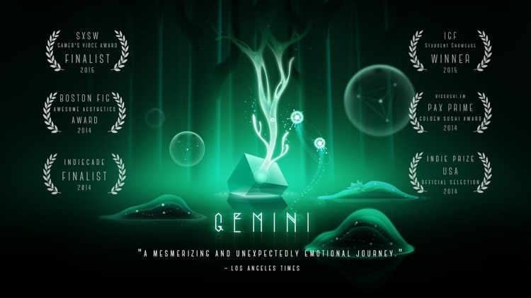 Gemini - A Journey of Two Stars screenshot-4