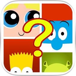 Cartoon Quiz - Guess Answer Cartoons