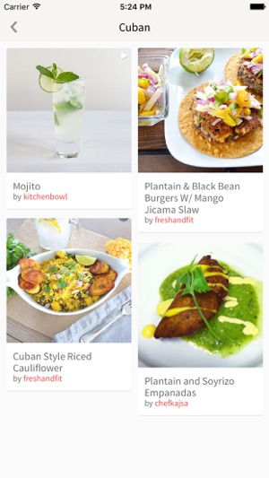 Kitchenbowl recipes cookbook on the app store forumfinder Image collections