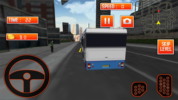 3D Bus Driver Simulator 2017