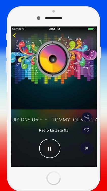 Radio Puerto Rico FM - Live Radios Stations Online screenshot-4