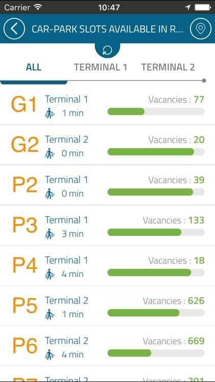 Nice Côte d'Azur Airport screenshot-3