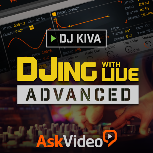 Course For DJing with Live Advanced