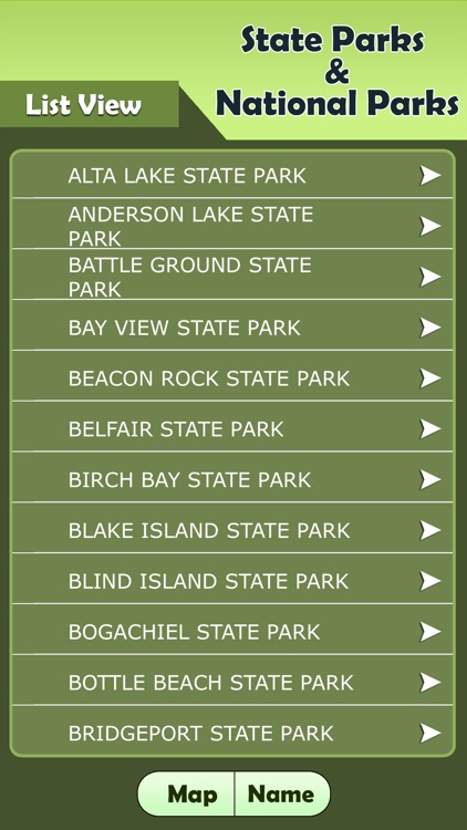 Washington- State Parks & National Parks Guide