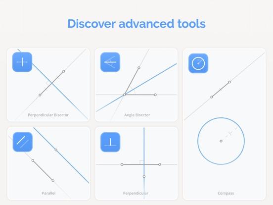 Euclidea app voor iphone ipad en ipod touch appwereld for Application construction maison ipad