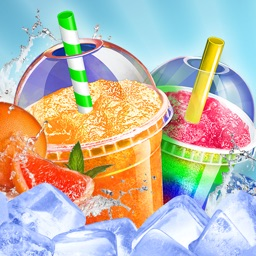 Icy Frozen Slushie Maker - Food Games!