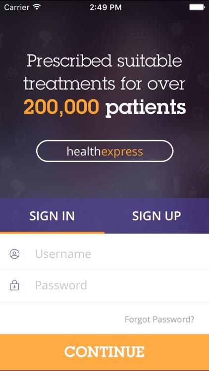 HealthExpress screenshot-4