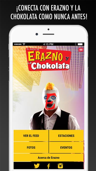 Chokolata la Oswaldo Díaz: