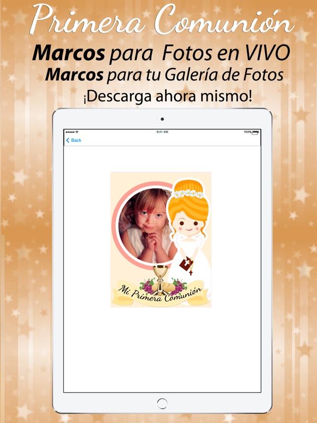 Marcos para Primera Comunion on the App Store