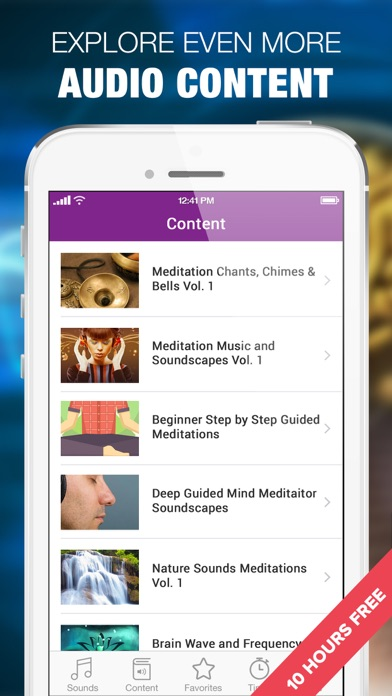 download Binaural Beats Meditation Studio & Brainwave Mind apps 1