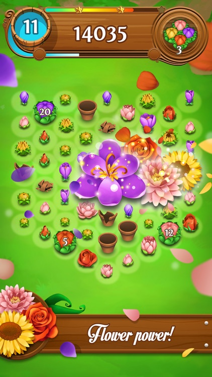 Blossom Blast Saga screenshot-2