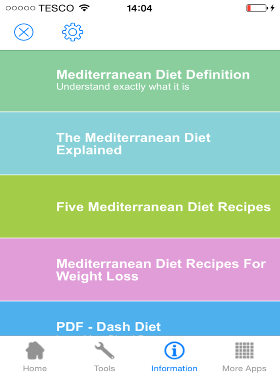 Mediterranean Diet Recipes, Food and Meal Plan | App Price Drops