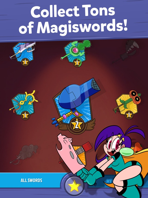 MagiMobile tablet App screenshot 2