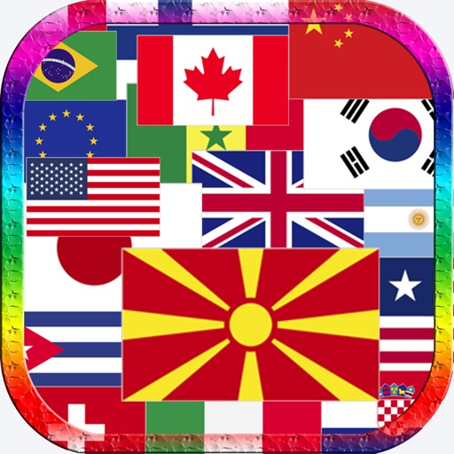 National Country Flags Emblem Master Quiz Games iOS App