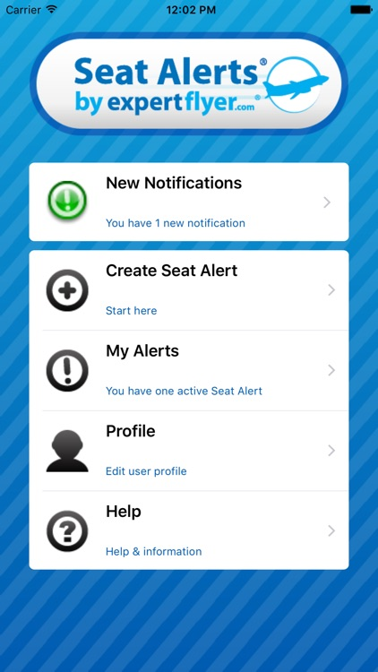 Seat Alerts – Airplane Seat Monitoring & Alerting