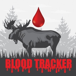 Moose Hunting Blood Tracker - Moose Hunting App