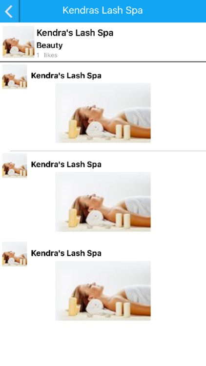 Kendra's Lash Spa