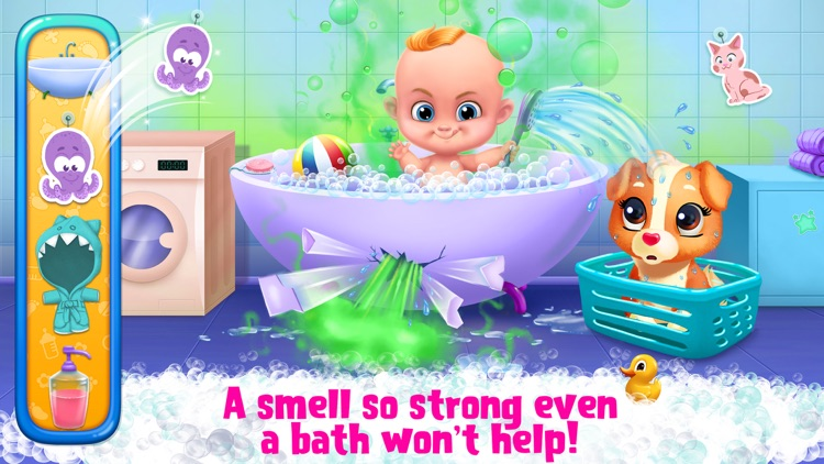 Smelly Baby - Farty Party screenshot-3