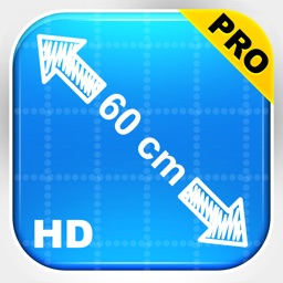 Ruler Pro HD : Measure With Phone